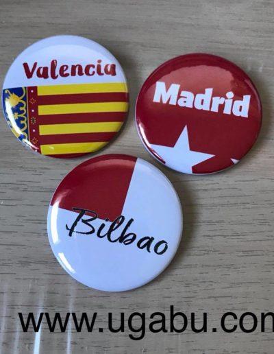 Valencia Bilbao Madrid