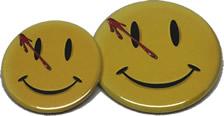 watchmen pin Button
