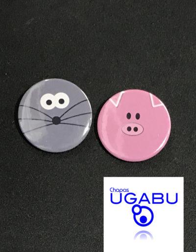 animales ugabu chapas