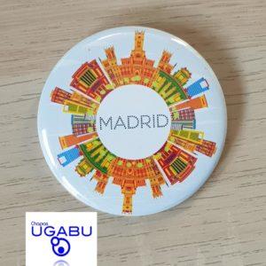 Madrid Chapas Ugabu