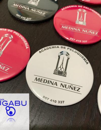 Chapas Academia Medina Nuñez