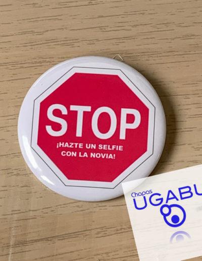 Stop Chapas