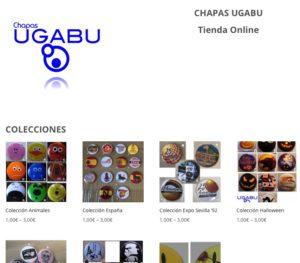 Tienda online CHapas Ubau