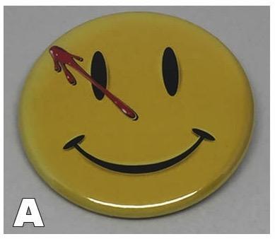 Chapa watchmen Smiley