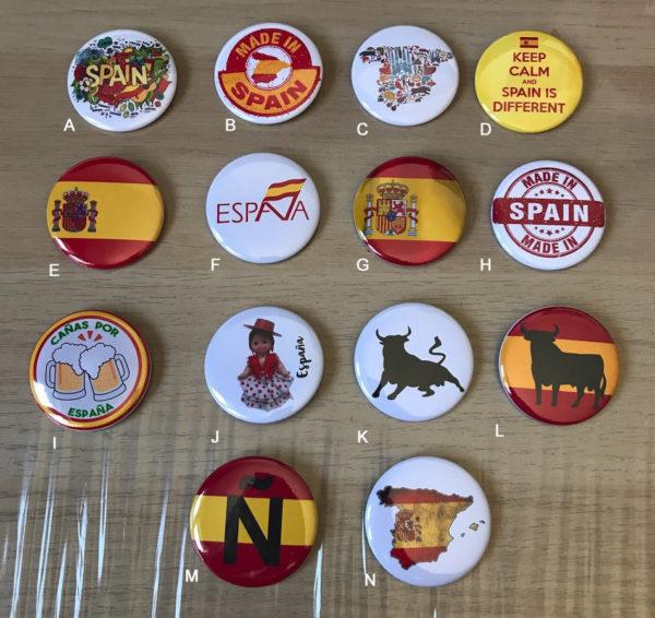 Chapas España