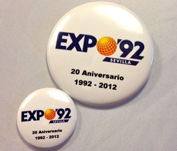 Chapas Expo 92